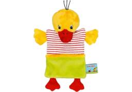 Schnuffeltuch Ente Nelli