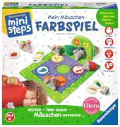 Ravensburger 04495 ministeps® - Mein Mäuschen-Farbspiel