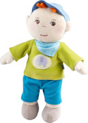 HABA - Kuschelpuppe Jonas, ab 18 Monaten