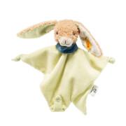 Steiff Freundefinder Hase Schmusetuch, beige, 28 cm