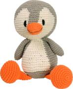 Häkel-Pinguin, groß