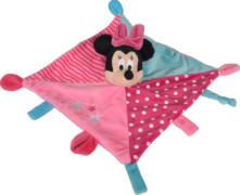 Nicotoy Disney Minnie 3D Schmusetuch, Color