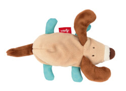 Sigikid 42243 Granulat Hund Red Stars