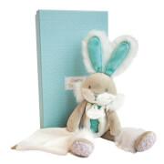 Doudou - Hase mit Schmusetuch,mandel