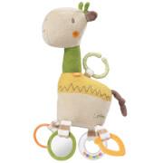 Fehn Activity-Giraffe mit Ring