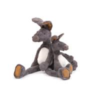 Moulin Roty Plüschtier großer Esel