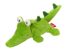 Sigikid Mini Kroko Cuddly Gadgets