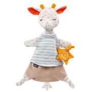 Fehn Schmusetuch-Handpuppe Giraffe