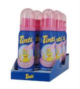 Tinti Waschschaum, 75ml, rosa