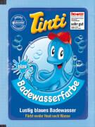 Tinti Badewasserfarbe blau Einzelsache