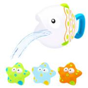 ESCABBO® Fisch mit drei Seesternen