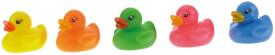 LENA Racing Duck, ca. 6 cm, in verschiedenen Ausführungen