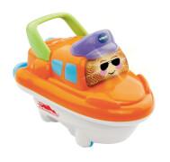 Vtech 80-187204 Tut Tut Baby Badewelt - Schnellboot, ab 12 Monate - 5 Jahre, Kunststoff