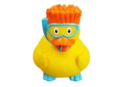 Zahnbürstenhalter Taucher-Ente