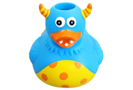 Zahnbürstenhalter Monster-Ente