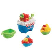 Vtech 80-500304 Tut Tut Baby Badewelt - Lotsenboot, ab 12 Monate - 5 Jahre