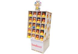 Beeboo Baby Badeenten, verschiedene Charaktere, sortiert