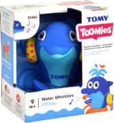 TOMY E72359 Delfinpfeifer, blau