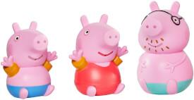 Daddy Pig, Peppa & George