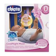 Chicco Musikalisches Mondlicht, rosa