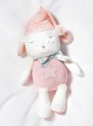 Zapf My First Baby Annabell - Spieluhr - Gute-Nacht-Schäfchen, Plüsch, ab 0 Monate