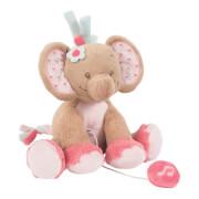 Mini Spieluhr Rose der Elefant