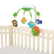 Bright Starts Having a Ball -  Soothing Safari 2-in-1 Mobile