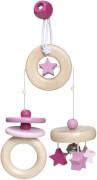 Selecta Sternchen Spaß rosa, 15,5 cm