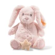 Belly Hase Spieluhr 26 rosa