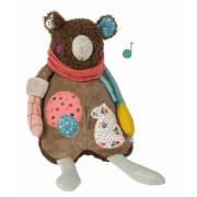 Spieluhr Musik-Puppe Bär