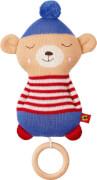 Strick-Spieluhr Teddy BabyGlück