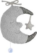 Sterntaler Spieluhr L Mond grau original