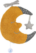 Sterntaler Spieluhr L Mond gelb original