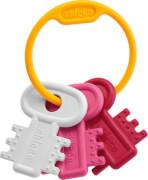 Chicco Schlüsselbeißring, rosa