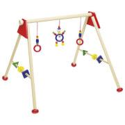 GoKi Baby-Fit rot, unmontiert, Greif-und Spieltrainer