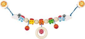 GoKi Kinderwagenkette Zug II mit Clips