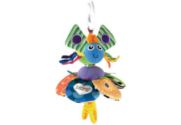 TOMY L27029 Lamaze Play & Grow Zappelnder Käfer