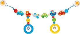 GoKi Kinderwagenkette Fahrzeuge