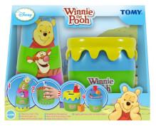 TOMY T72125  Disney baby Honigtöpfchen-Steckspielzeug