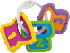 Chicco Greifling Schlüsselring