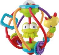 Bright Starts Having a Ball -  Clack & Slide Activity Ball