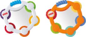 Mattel Fisher Price Babys erstes Tamburin