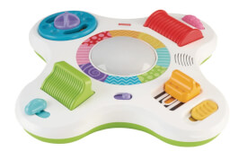 Mattel Fisher Price Buntes Musikspaßcenter