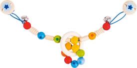 GoKi Kinderwagenkette Regenbogen