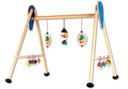 Hess 13328 Baby-Gym Figuren