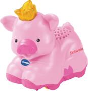 Vtech 80-164904 Tip Tap Baby Tiere-Schwein, ab 12 Monate - 5 Jahre, Kunststoff