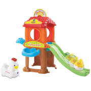 Vtech 80-165404 Tip Tap Baby Tiere-Hühnerstall, ab 12 Monate - 5 Jahre, Kunststoff