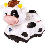 Vtech 80-168504 Tip Tap Baby Tiere-Kuh, Kunststoff, ab 12 Monate - 5 Jahre