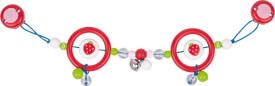 GoKi Kinderwagenkette Erdbeere