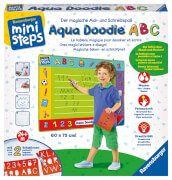 Ravensburger 44962  ministeps® - Aqua Doodle® ABC